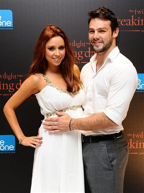 Una Healy and Ben Foden's love story   from fairytale
