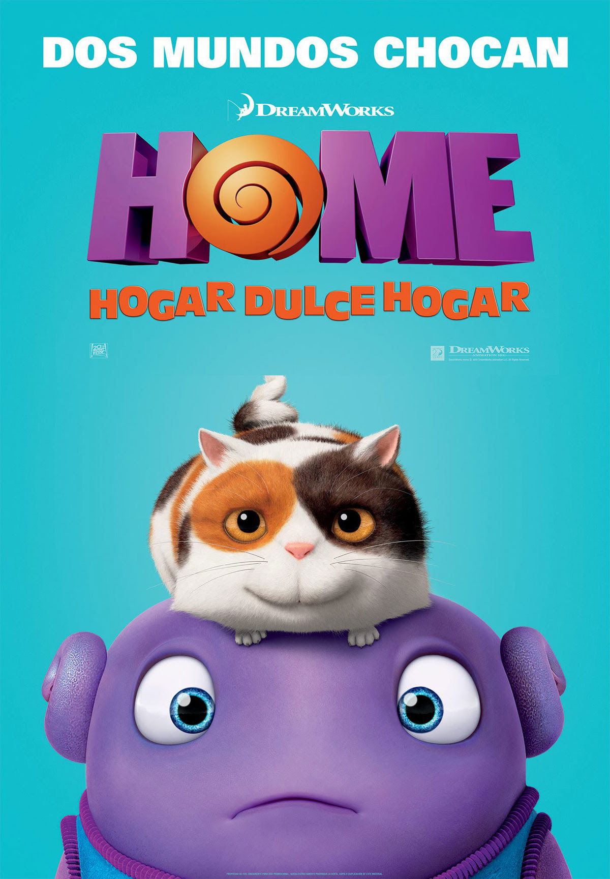 póster home