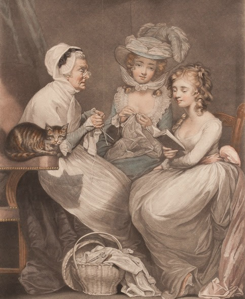 A Proposed 18th Century Tax Bill Targets 27-Year-Old Spinsters…And Their Cats!
