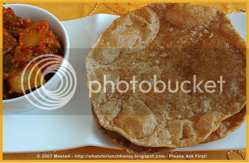 Poori-Bhaji (06) by MeetaA