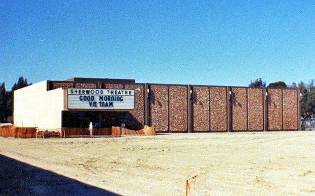 Sherwood Theatre In Stockton Ca Cinema Treasures