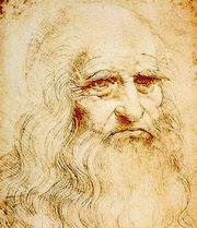L'«Autoritratto » di Leonardo Da Vinci, conservato alla Biblioteca Reale di Torino e sottoposto a indagine dal ministero