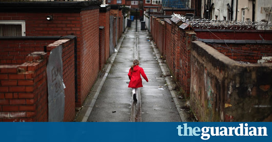 Child poverty in UK at highest level since 2010, official figures show | Society | The Guardian