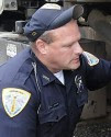 Police Officer Scott Leslie Bashioum   Canonsburg Borough Police Department, Pennsylvania