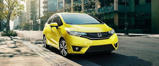 Heritage Honda | Versatility is the Name of the Game in the 2017 Honda Fit