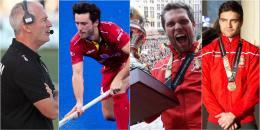 Les Red Lions raflent tous les prix masculins, Van Doren à nouveau Joueur de l'année