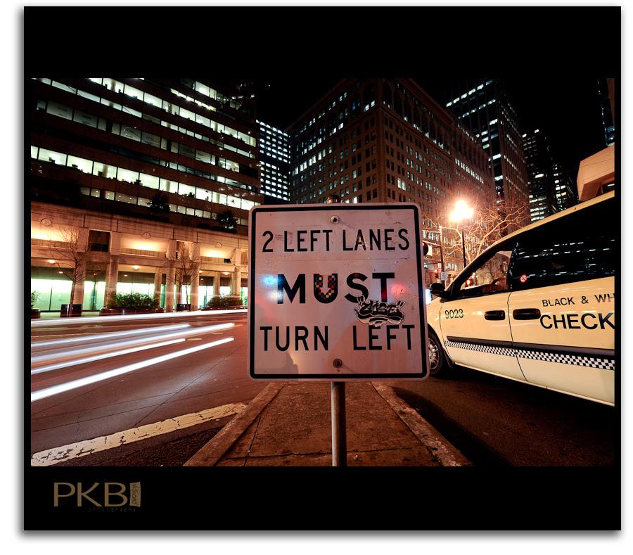 Turn Left