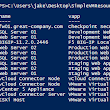 Simple VM reporting in vCloud with PowerCLI
