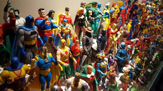 Play With Your Toys at the Toy & Action Figure Museum
