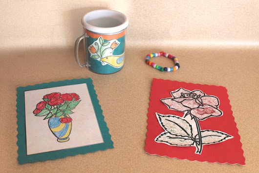 Craft Activities for Elderly Nursing Home Residents | eHow