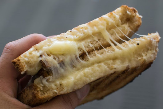 Ten Best Grilled Cheese Sandwiches in Seattle