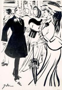 Pere Ynglada, Público de Exposición, primera meitat del segle XX