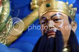 Qu Jiang Wang (楚江王歷) Court 2 king