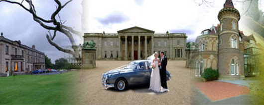Photos of Wedding Venues North East Yorkshire and Northumberland