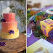 Pop of Colourful Wedding Inspiration - Desert Dream Shoot by Meg Ruth | One Fab Day