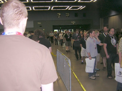 Pax Line to Nowhere