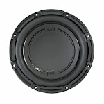 """Polk Db1042Dvc 10"""" Dual 4-Ohm Voice Coil Subwoofer With Marine Certification"""