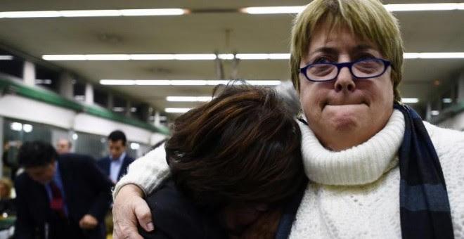 Italia condena a menos de un tercio de los imputados en el Plan Cóndor. REUTERS