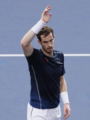 Andy Murray x Thomas Berdych - Masters 1000 de Paris tênis (Foto: EFE)
