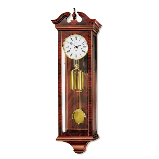Hermle DARTMOUTH-70743-070351 Regulator Wall Clock