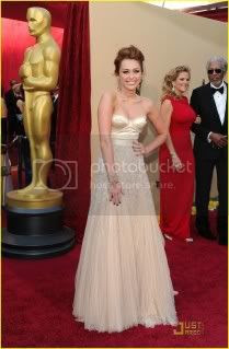 Oscars 2010 Red Carpet Fashion