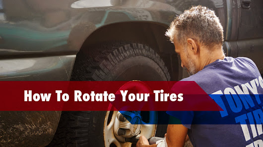 How To Rotate Your Tires | TreadWright