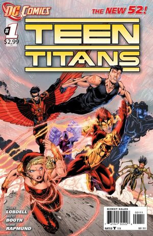 Novos Titãs #01