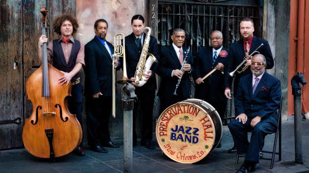 Preservation Hall Jazz Band.