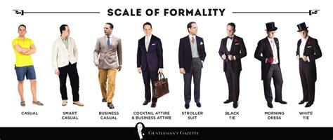 black tie formal dress codes matter gentlemans