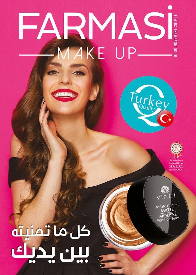 Catalogue FARMASI Maroc Novembre 2019