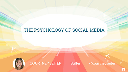 The Psychology of Social Media: The Deep Impulses That Drive Us Online