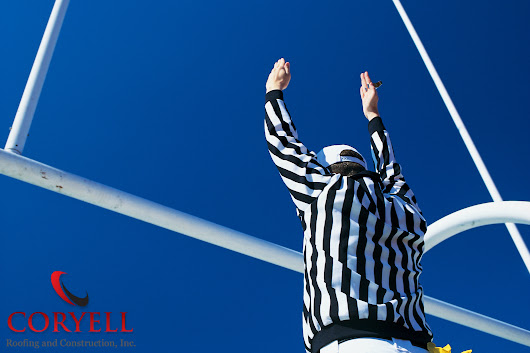 How to Score a Touchdown in the Off-Season | Coryell Roofing