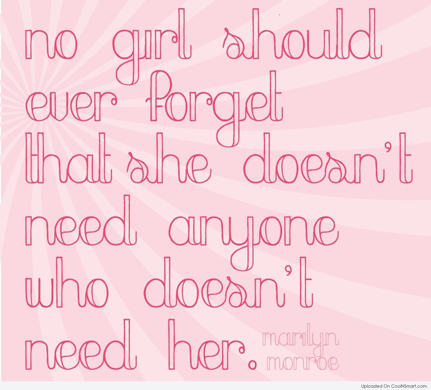 Girly Quotes And Sayings Best. QuotesGram