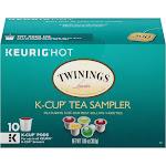 Twinings of London Tea Sampler K-Cups - 10 count