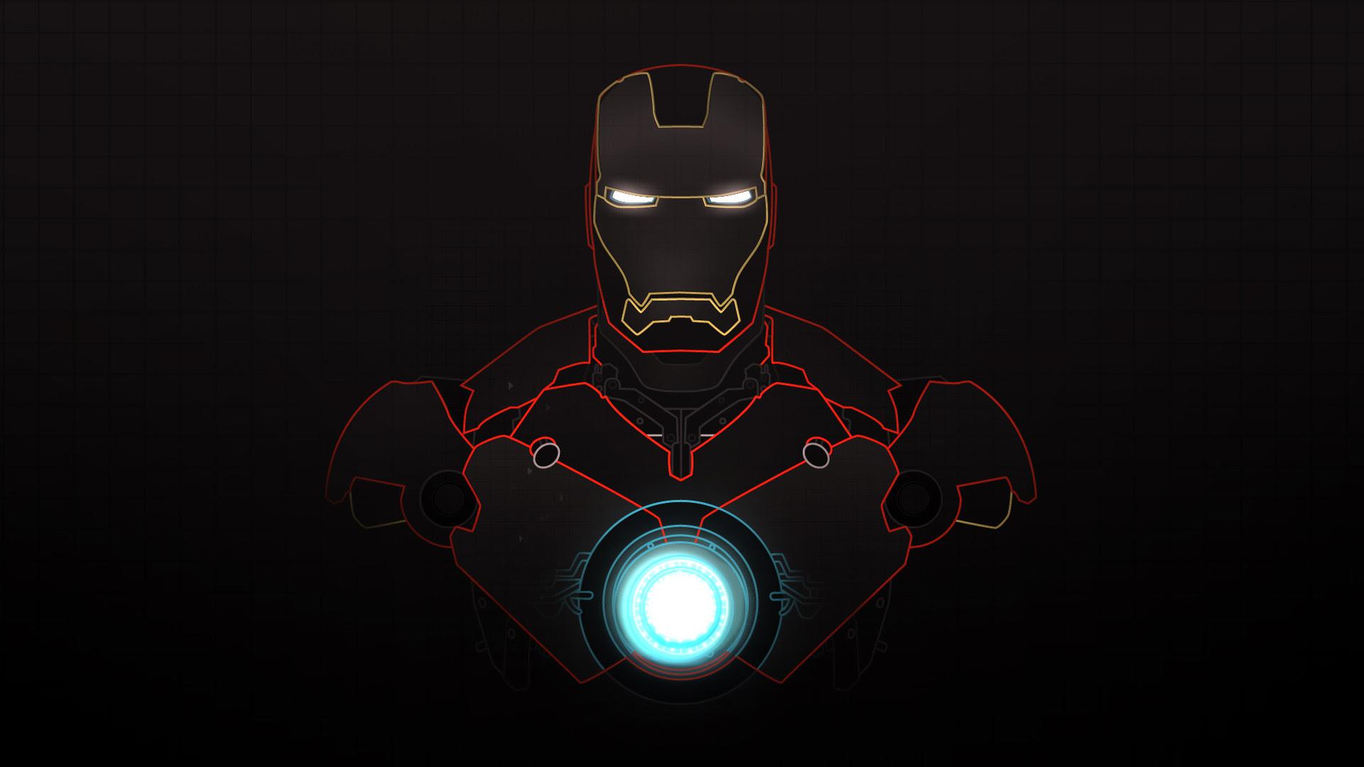 Iron Man Hd Wallpaper 1920x1080 43332