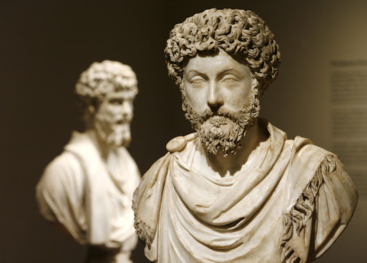 Ancient Greek Stoicism to Treat Anxiety and Depression · Greek City Times