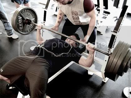 Training with Spotter