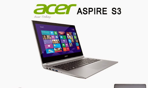 acer aspire s3 picture