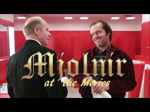 MJOLNIR AT THE MOVIES EPISODE VI: Stanley Kubrick's 'The Shining'