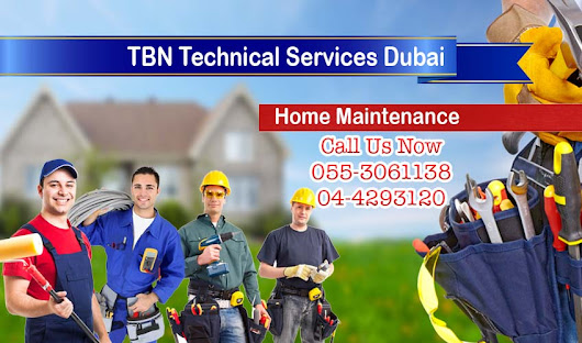 Home Maintenance Services in Dubai,