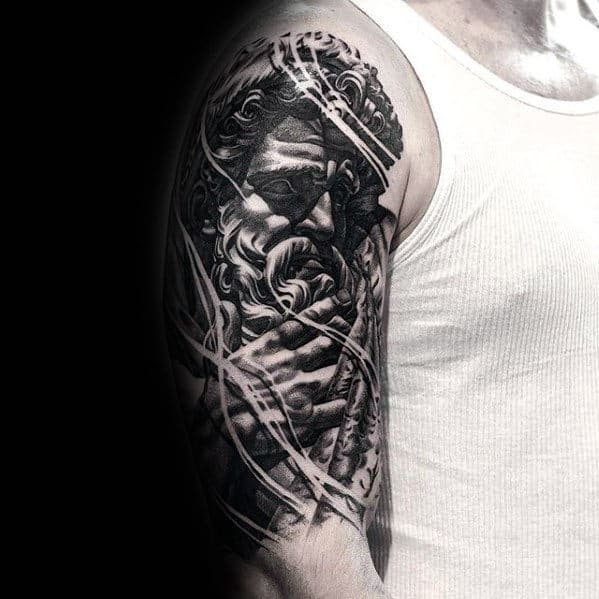 60 Jesus Arm Tattoo Designs For Men Religious Ink Ideas