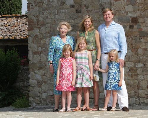 familia-real-holandesa