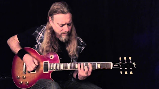 Check out this video on Master Class with Zakk Wylde!