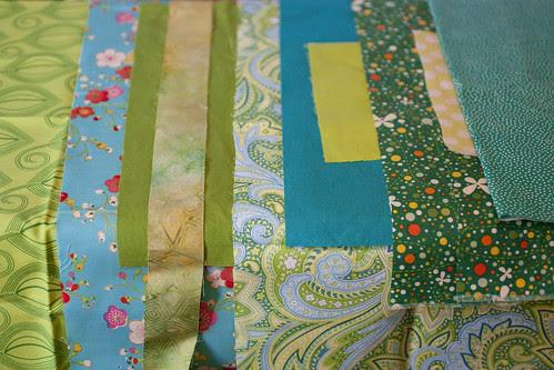 Paper Bag Challenge: my new palette