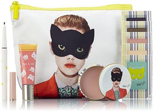 Paul & Joe Beaute cat makeup carnaval set