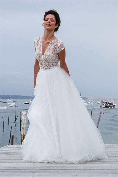 Wedding Bridal Dress // Marie Laporte Collection 2016