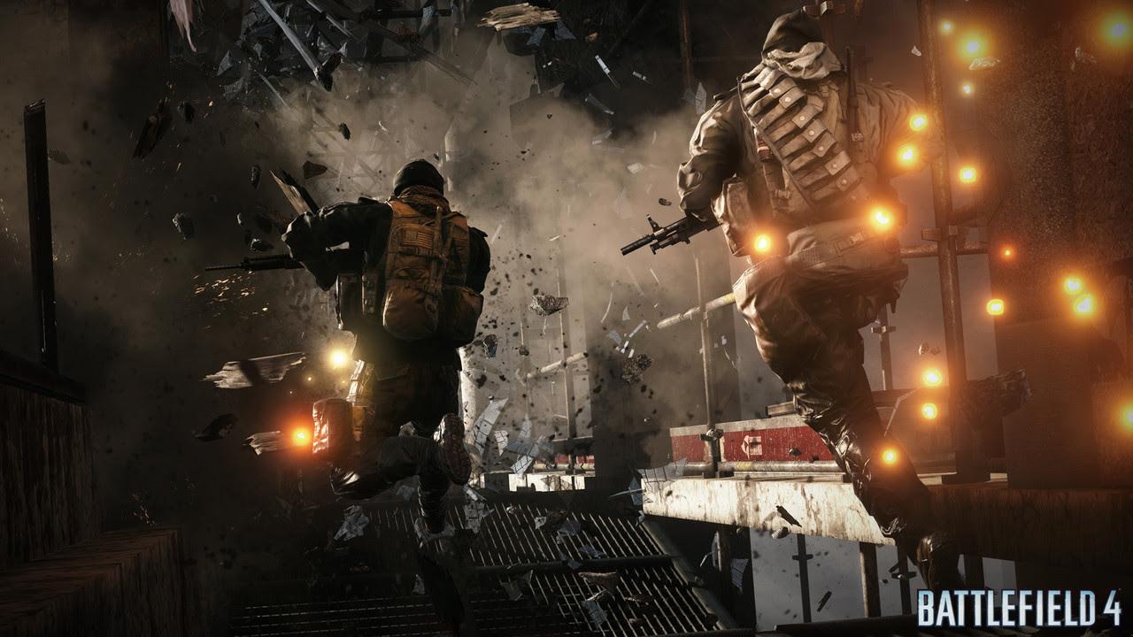 Battlefield 4 RELOADED + UPDATE 1 2 3 4
