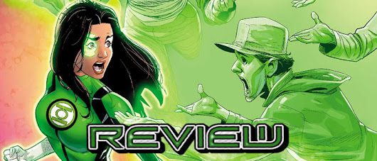 Green Lanterns #45 Review - The Blog of Oa