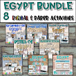 Egypt Unit Bundle {6th Grade}