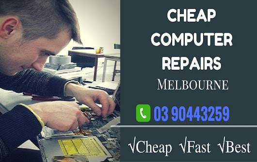 Cheap Computer Repairs Melbourne, Cheap Data Recovery Melbourne